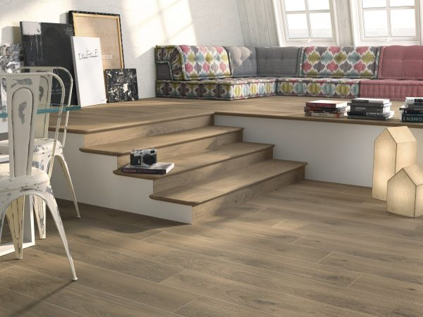 Arizona Roble Wood Effect Tiles