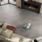 ASHIMA Grey stone effect porcelain wall and floor tiles